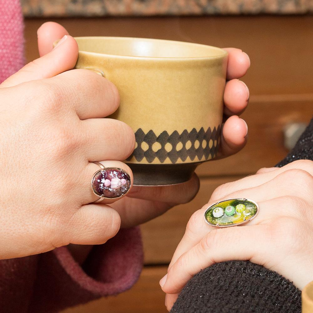 pieza anillo ovalado catalogo